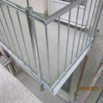 Balkonsanierung Geländer