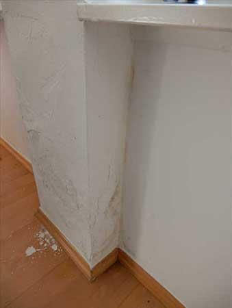 Feuchte Wände sanieren - Adolphs Bautenschutz