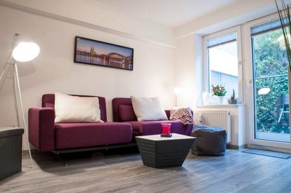 Bild Lindenthal Wohnzimmer