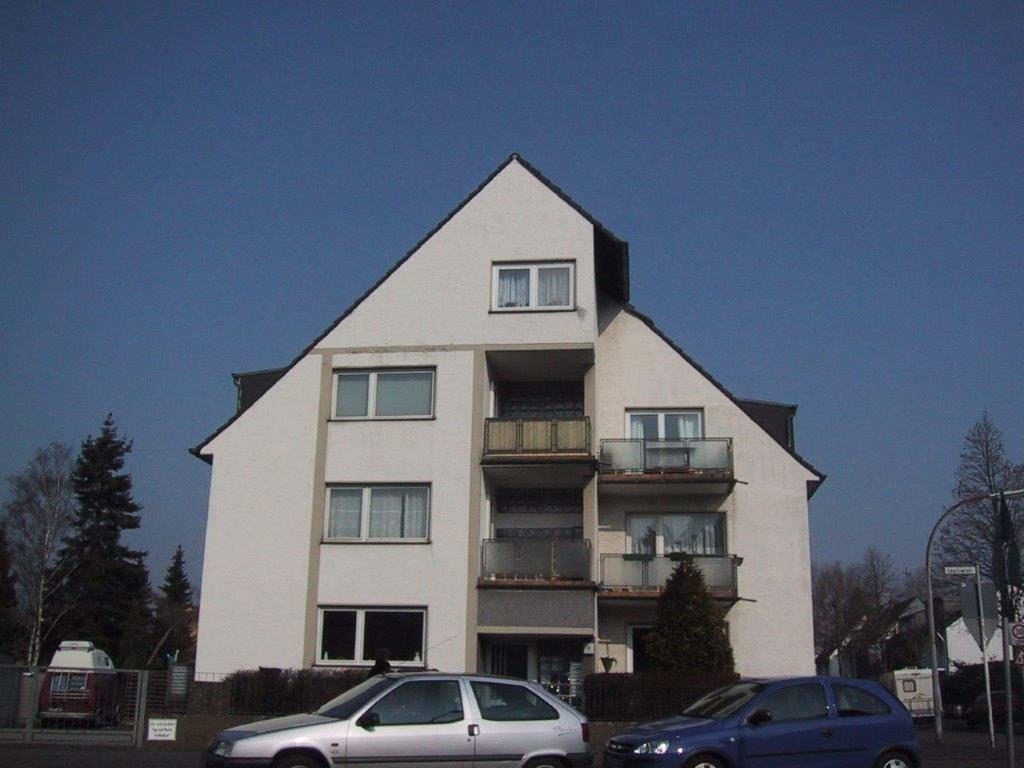 Balkonabdichtung am Mehrfamilienhaus