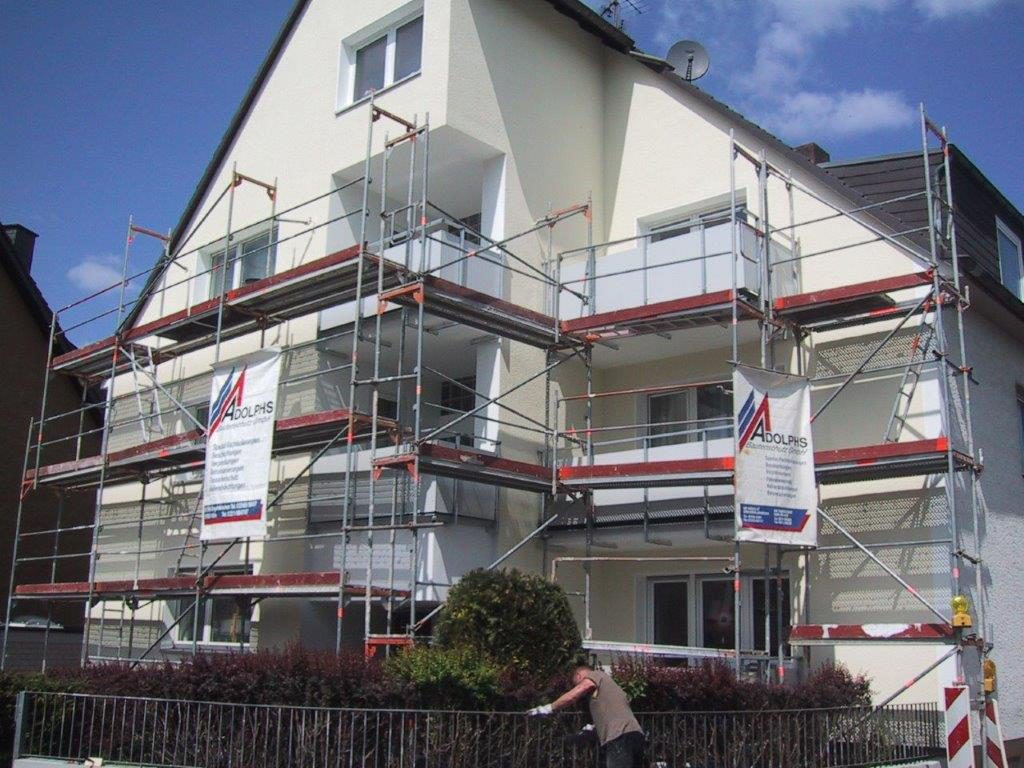 Balkonabdichtung Mehrfamilienhaus