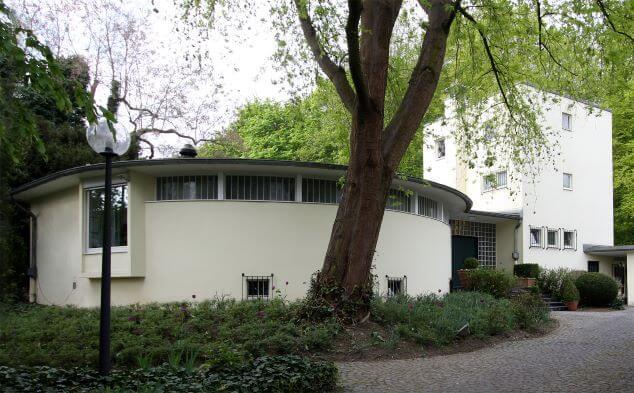 Haubrich-Wohnhaus von Wilhelm Riphahn