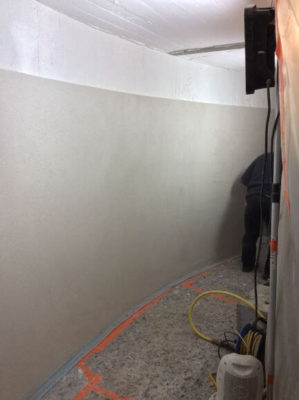 Kellerwand abgedichtet Riphahn Haus