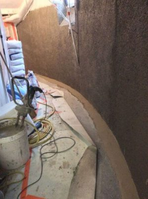 Kellersanierung im Riphahn Haus