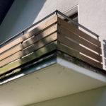 Undichter Balkon braucht Sanierung