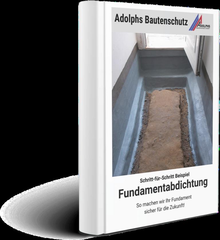 E-Book Cover Fundamentabdichtung