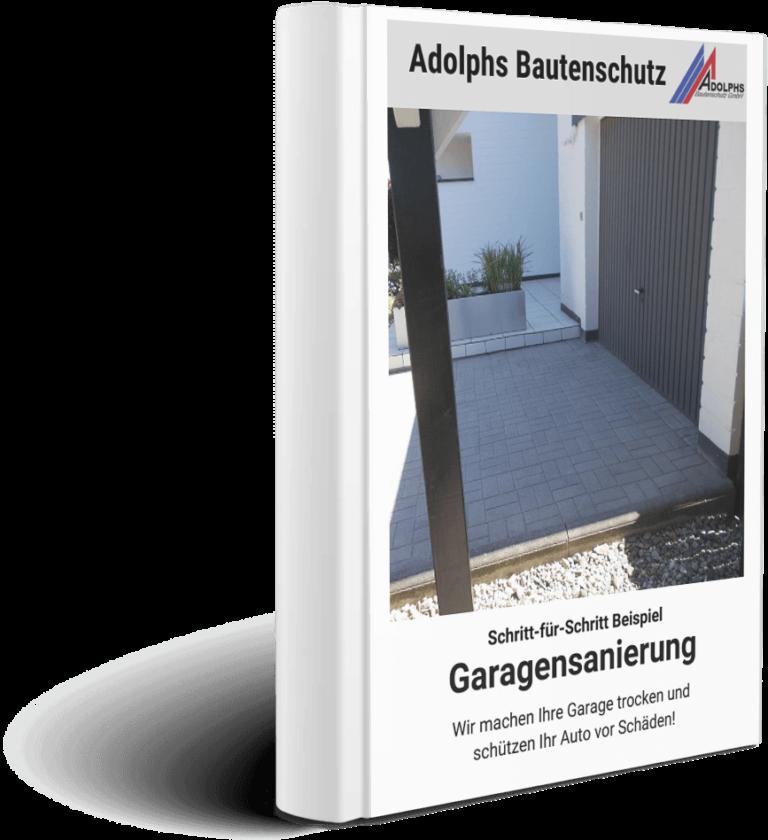 E-Book Cover Garage