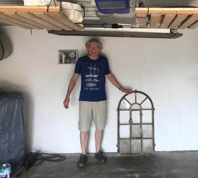 Beckmann in Garage