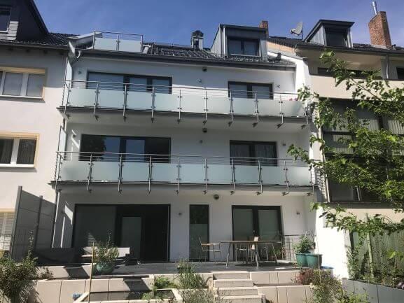Kernsaniertes Haus Köln Sülz