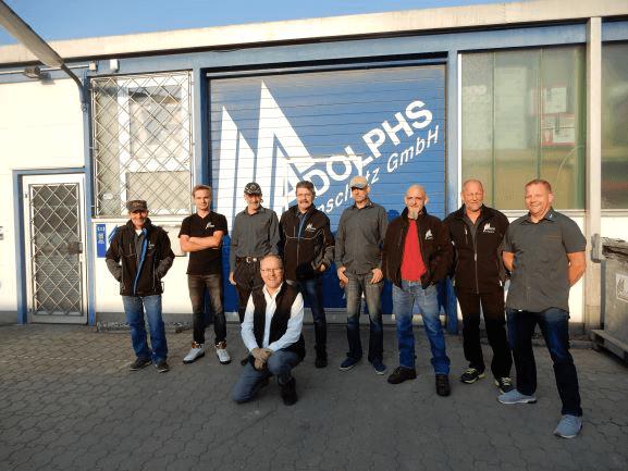 Mitarbeiter Adolphs Bautenschutz